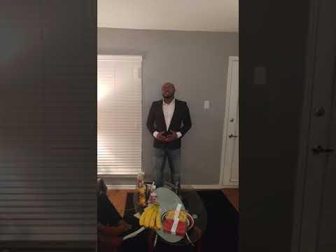 Ifeanyi Okolie Introduction Speech