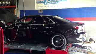 Video 2010 SAAB 9-5 Aero 2.8T V6 Stock Dyno pull download MP3, 3GP, MP4, WEBM, AVI, FLV April 2018