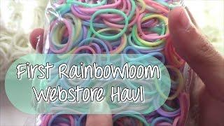 First Rainbowloom Webstore Haul thumbnail