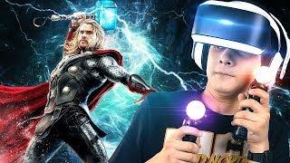 ПОГОНЯ ЗА ЛОКИ в PlayStation VR!