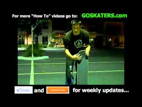 How To Do A Bunnyhop On A Skateboard - GoSkaters.com