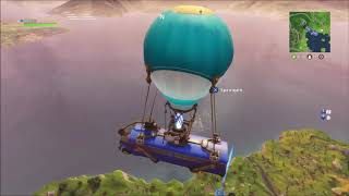 FORTNITE - ROADTRIP - LADEBILDSCHIRM WEEK 2 - FAIRWAY-FREUDE - HIDDEN BATTLE-PASS STERN