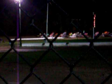 World of Outlaws at Rolling Wheels Raceway