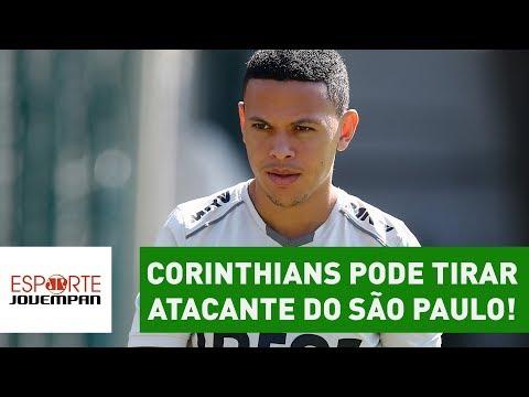 SERÁ? CORINTHIANS Pode Tirar ATACANTE Do SÃO PAULO!