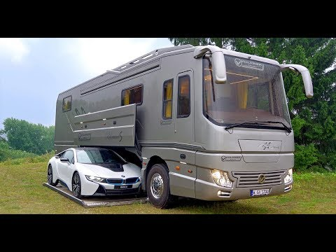 ये Bus है या महल | 5 Luxurious Motor Homes That Will Blow Your Mind