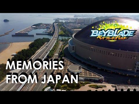 Beyblade Burst ベイブレードバースト Adventure by Zankye - Memories from Japan - Spring - Summer 2016