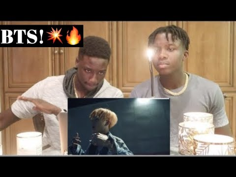 REACTION TO BTS FIRE (LIT AF!)