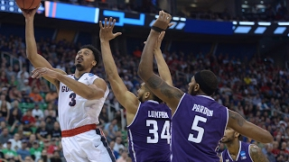 Northwestern vs. Gonzaga: Game Highlights