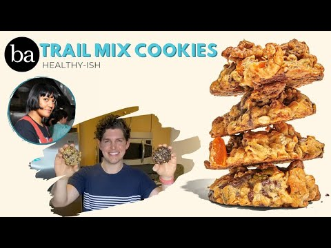 testing-sohla's-trail-mix-cookies- -healthy-ish- -bon-appetit-review-77