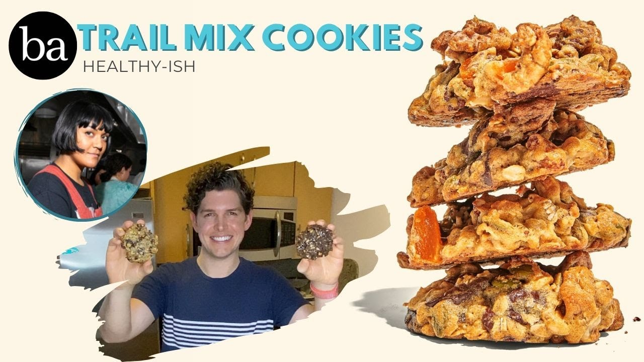 Testing Sohla's Trail Mix Cookies   Healthy-ish   Bon Appetit Review 77