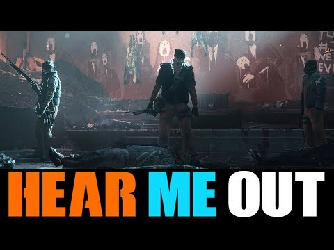 SOMETHING YOU NEED TO KNOW... (THE DIVISION)
