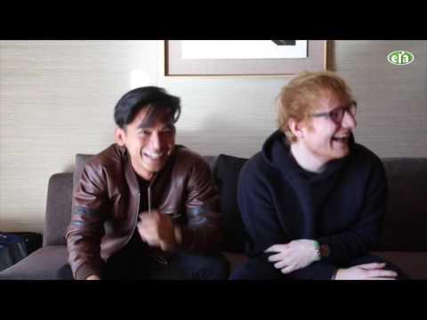 Jaa Road To Ed Sheeran