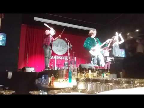 The Watts - Live HardRock Café 12/05/17