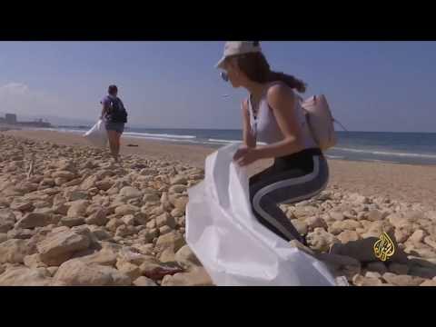 هذا الصباح-متطوعون ينظمون حملات لتنظيف شواطئ بيروت  - نشر قبل 2 ساعة