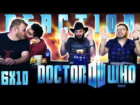 Doctor Who 6x10 REACTION!!