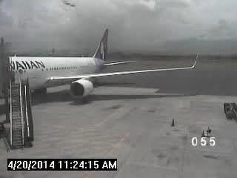 Surveillance: Stowaway at Kahului Airport