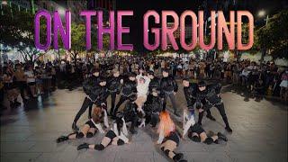 Kpop In Public 1take Rosé On The Ground Dance Cover B K A V Phố đi Bộ Nguyễn Huệ MP3