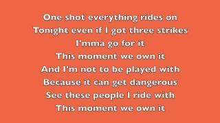 "Mike Posner ft. T. Mills, Sammy Adams, and Niykee Heaton ""We Own It"" (Remix)- Lyrics"