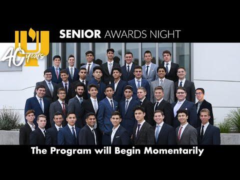 YULA Boys High School Senior Award Ceremony 2020