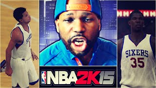 We are Garbage as a Unit! - NBA 2K15 Philadelphia 76ers Challenge!