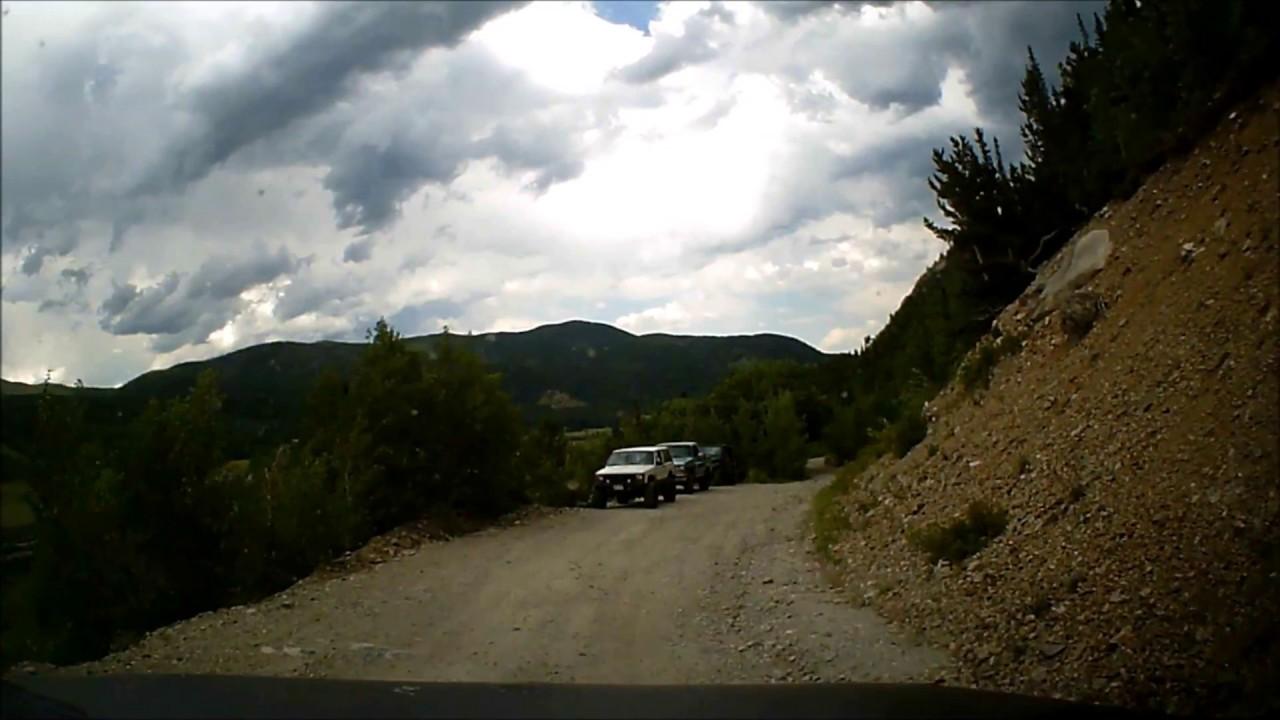 Overlanding Colorado Backroads
