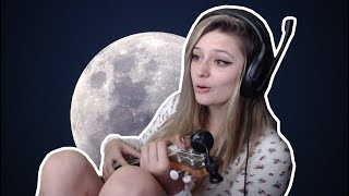 Katerino Sings the Moon Song and Plays Her Ukulele for Charity ft. Danny DeVito