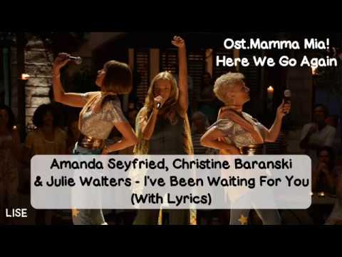 Mamma Mia! Here We Go Again - I've Been Waiting For You (Lyrics Video)