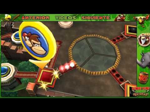 Wii l Guía l Donkey Kong Country Returns l # 35 l ¡ Mundo 7 : 7 - 5 y 7 - 6 !