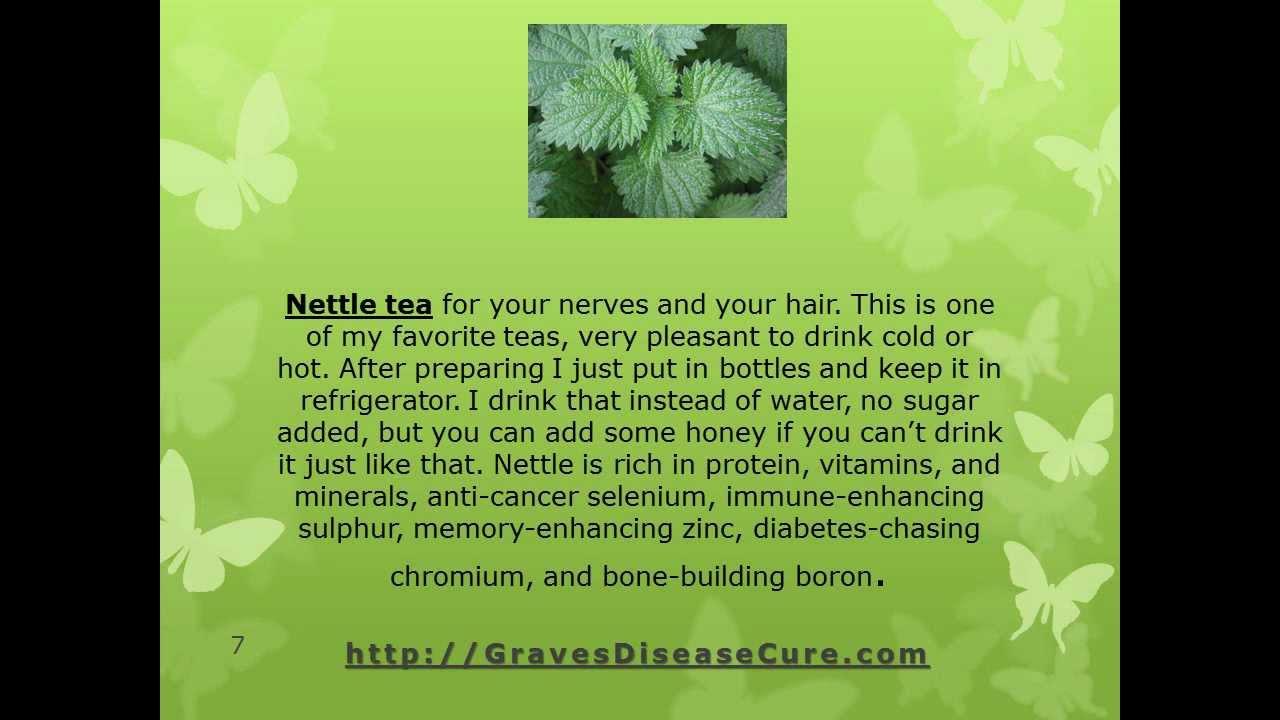 Hyperthyroid Treatments Natural