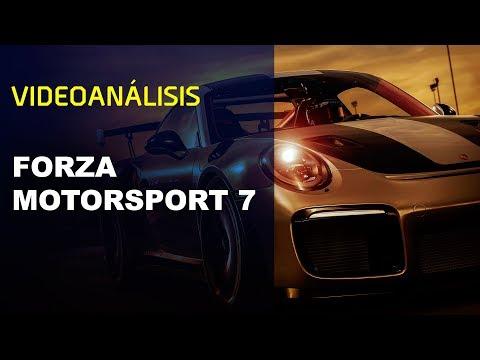 Vídeo ANÁLISIS FORZA MOTORSPORT 7