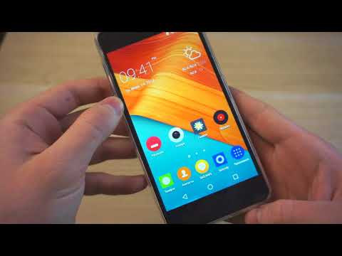 Распаковка Bluboo D2 - смартфон за 3000 рублей!