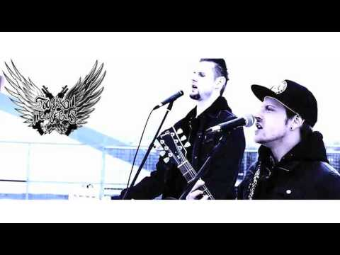 Too Sick To Use Guns - Through the monsoon ( Cover Metal HD)