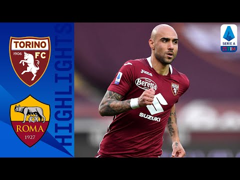 Torino AS Roma Goals And Highlights