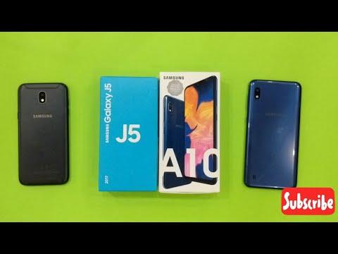Samsung Galaxy A10 Vs Samsung Galaxy J5 2017