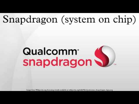Snapdragon (system on chip)