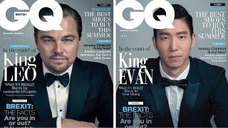 Korean Men Re-Create GQ Covers