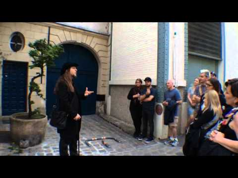 Mysteries Of Paris Ghost Tour - Sweeney Todd Of Paris