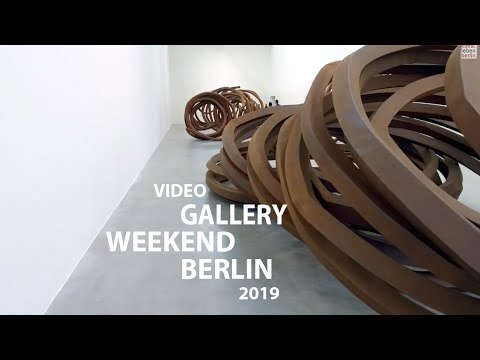 REVIEW - Gallery Weekend 2019
