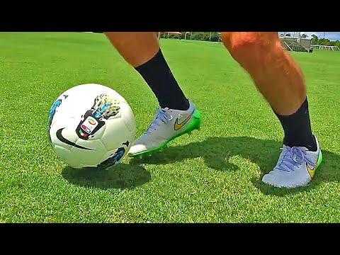 Learn Amazing Football Skills ★ Ronaldinho Double Elastico Tutorial