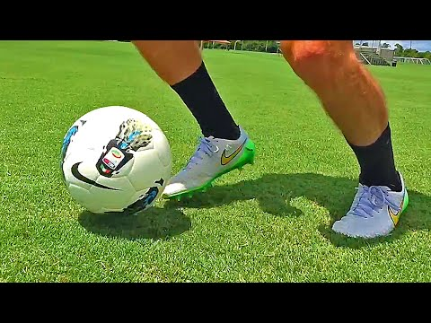 Learn Amazing Football Skills ★ Ronaldinho Double Elastico Tutorial
