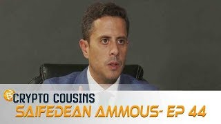 Interview With Saifedean Ammous | Crypto Cousins Podcast S1E44