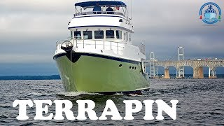 Trawler for Sale – Nordhavn 55 – Terrapin - SOLD!