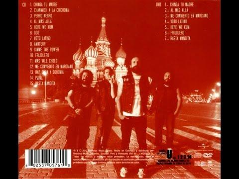 Molotov - Desde Rusia Con Amor (DVD VERSION A)