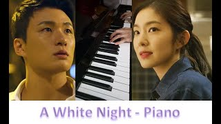 A White Night - Double Patty OST - Irene (Red Velvet) - short piano arr. (Tutorial Linked)