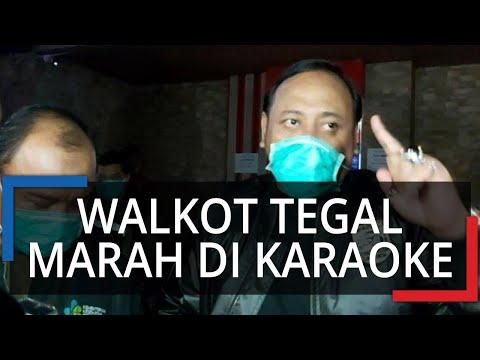 wali-kota-tegal-marah-di-karaoke-yang-nekat-buka,-dedy-yon:-kalau-tutup-ya-tutup!