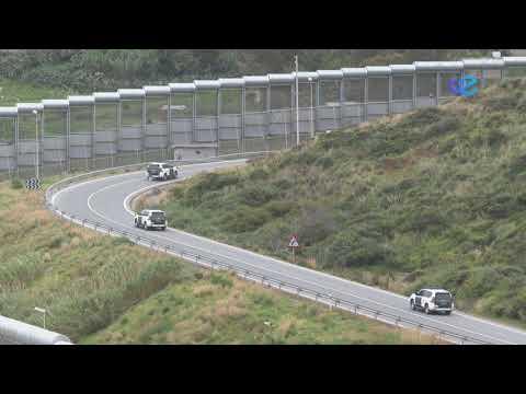 APDHA Ceuta denuncia la devolución en caliente del joven subsahariano en el perímetro fronterizo