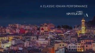 Ionian Islands: Corfu - Spotlight Diva, Greece