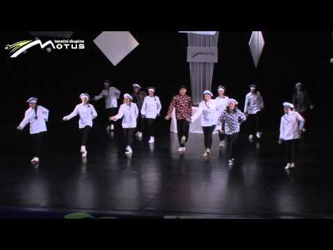 Motus - EVOLUTION OF DANCE – ALTREVA COOKING VERSION 2015