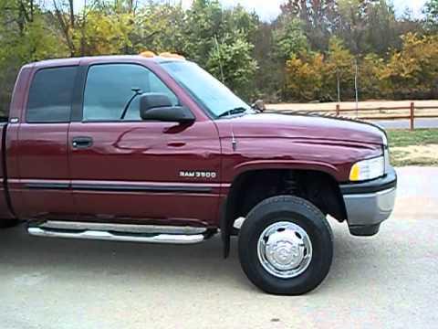 2002 dodge ram 3500 4x4 cummins ho diesel 6 speed low miles for sale. Black Bedroom Furniture Sets. Home Design Ideas