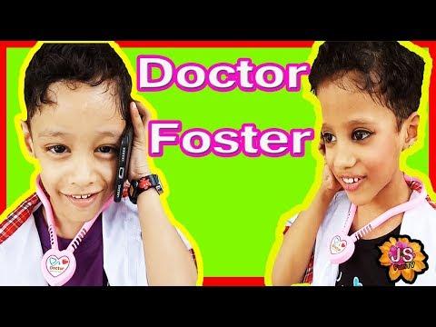 Doctor Foster Nursery Rhyme With Jiniya Samrat FunTV